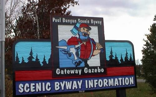 Paul Bunyan Scenic Byway