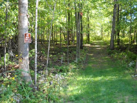 4-Season Nature Trail in Breezy Point