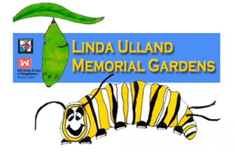 Logo for Linda Ulland Memorial Gardens