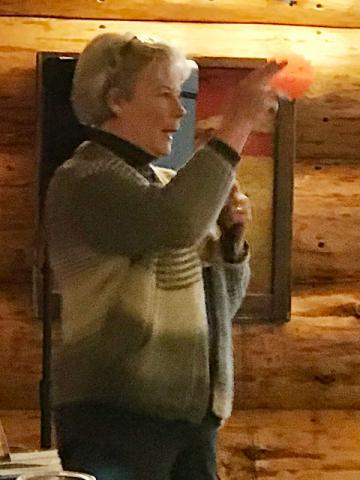 Keynote Speaker and Minnesota Master Naturalist, Peggy Fowler, introduced guests to the mysterious and strangely beautiful world of fungi, lichen and mushrooms.