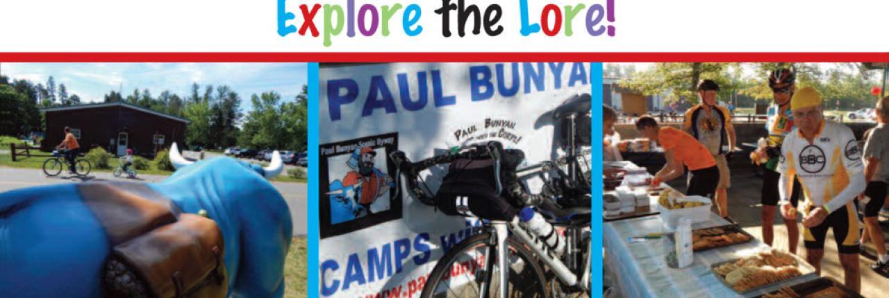 Explore the Lore by Bike